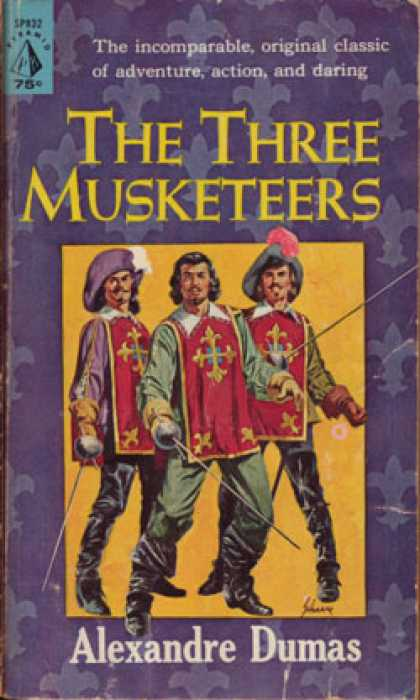Pyramid Books - The Three Musketeers