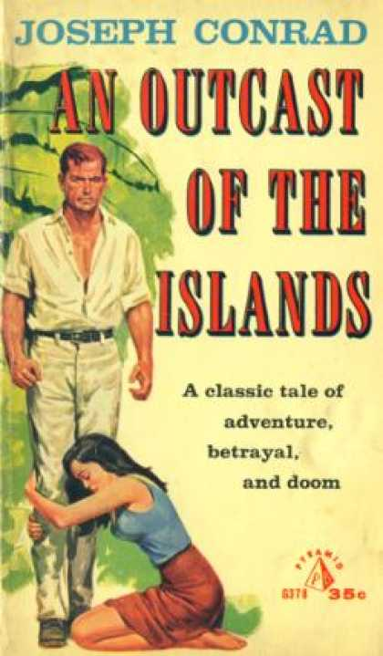 Pyramid Books - An Outcast of the Islands