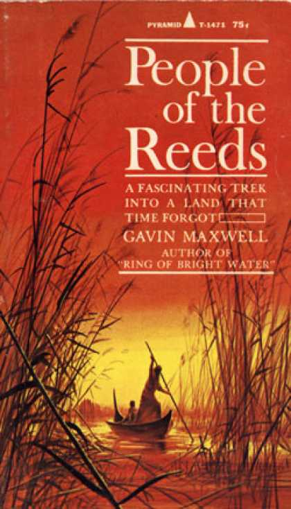 Pyramid Books - People of the Reeds - Gavin Maxwell