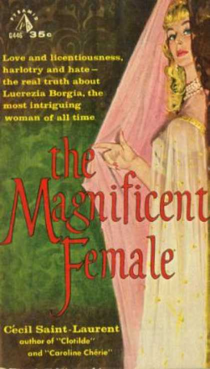 Pyramid Books - The Magnificent Female