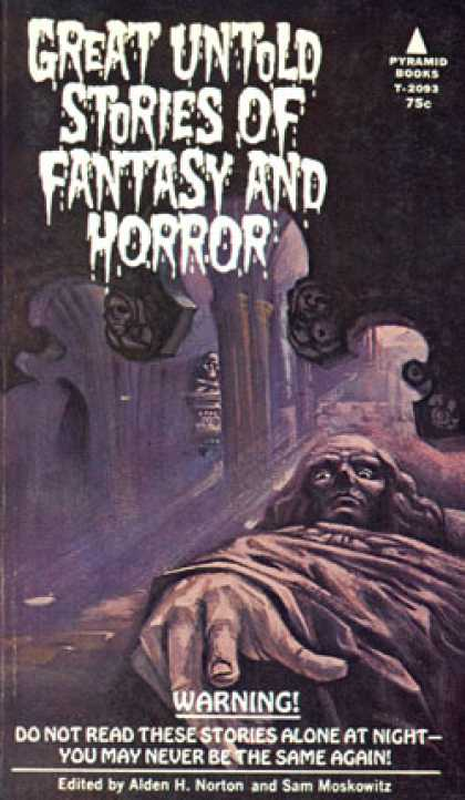 Pyramid Books - Great Untold Stories of Fantasy and Horror
