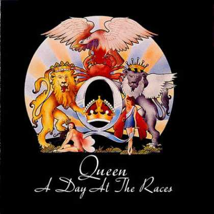 Queen - Queen - A Day At The Races (bonus Tracks)