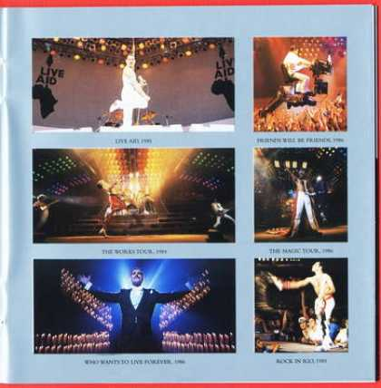 Queen - Queen - Greatest Hits - The Platinum Collectio...