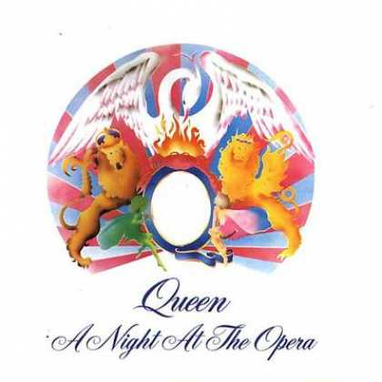 Queen - Queen - A Night At The Opera