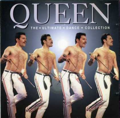Queen - Queen - The Ultimate Dance Collection