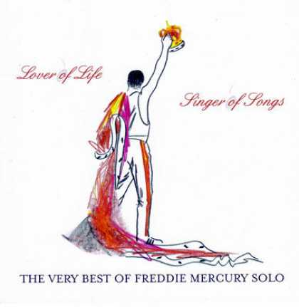 Queen - Freddie Mercury - The Very Best Of Freddie Mer...