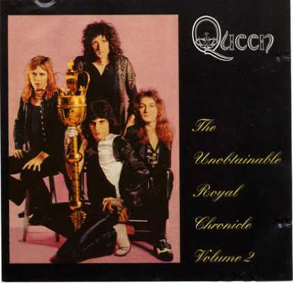 Queen - Queen - Unobtianable Vol 2