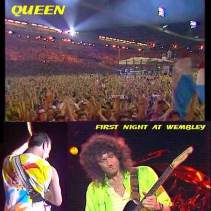 Queen - Queen - First Night At Wembley
