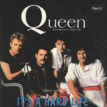 Queen - Queen - Its A Hard Life Part 2