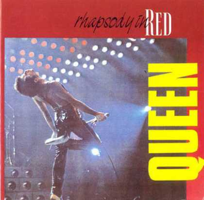 Queen - Queen - Rhapsody In Red