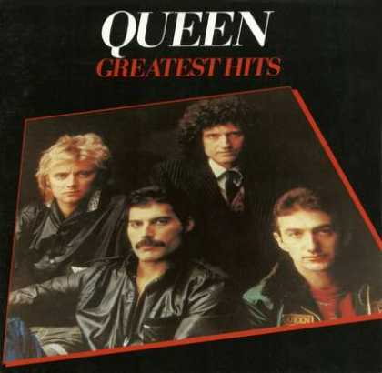 Queen - Queen - Greatest Hits