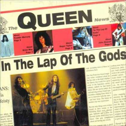 Queen - Queen - In The Lap Of The Gods