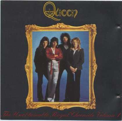 Queen - Queen - Unobtainable Vol 1