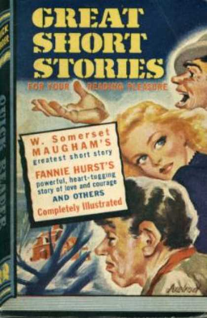 Quick Reader - Celebrated Stories Made Into Movies - W. Somerset; Fannie Hurst; Fyoder Dostoyev