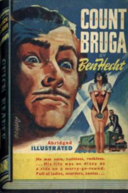 Quick Reader - Count Bruga - Ben Hecht
