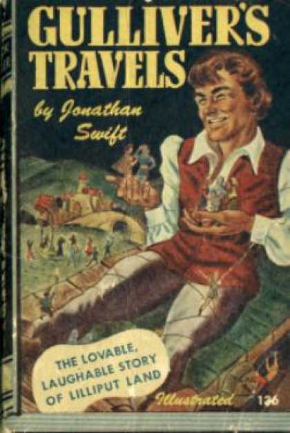 Quick Reader - Gulliver's Travels: Quick Reader # 136