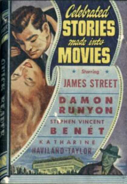 Quick Reader - Celebrated Stories Made Into Movies - James, Runyon, Damon, Ect. Street