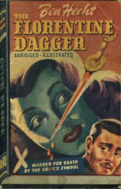 Quick Reader - The Florentine Dagger - Ben Hecht