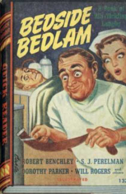 Quick Reader - Bedside Bedlam