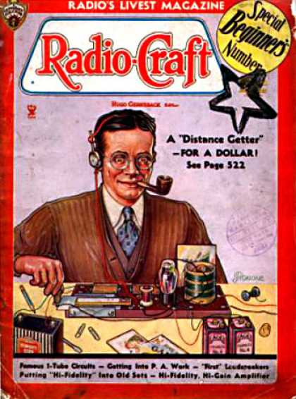 Radio Craft - 3/1935