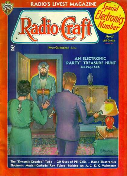Radio Craft - 4/1935