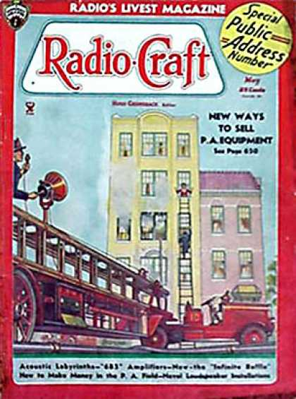 Radio Craft - 5/1935