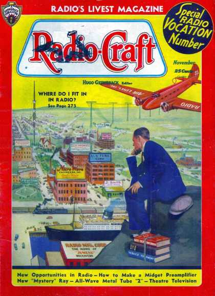 Radio Craft - 11/1935