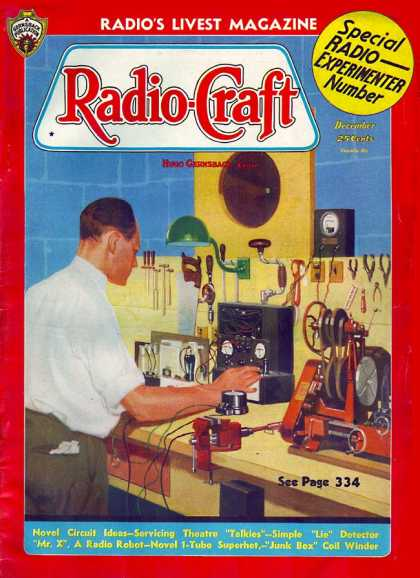 Radio Craft - 12/1935