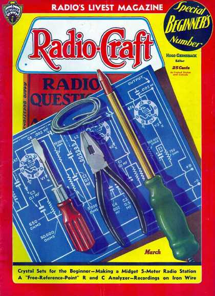 Radio Craft - 3/1936