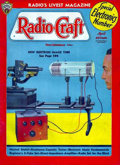 Radio Craft - 4/1936