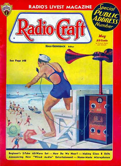 Radio Craft - 5/1936