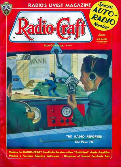 Radio Craft - 6/1936