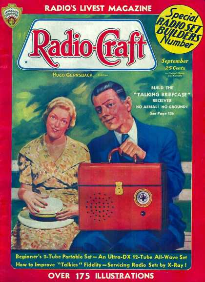 Radio Craft - 9/1936