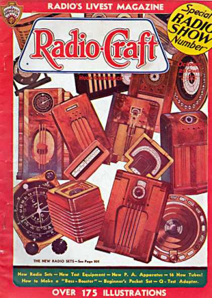 Radio Craft - 10/1936