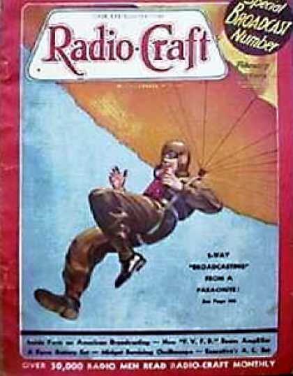 Radio Craft - 2/1937