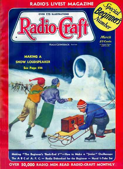 Radio Craft - 3/1937