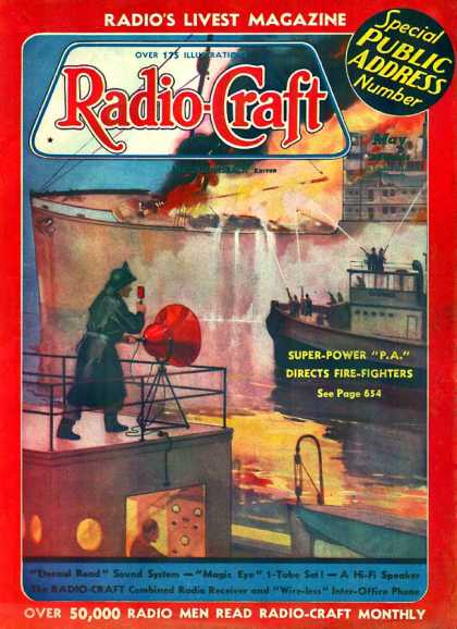 Radio Craft - 5/1937