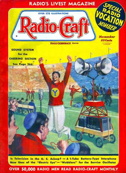 Radio Craft - 11/1937