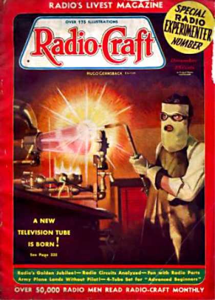 Radio Craft - 12/1937