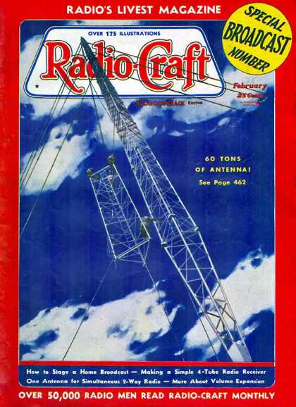 Radio Craft - 2/1938