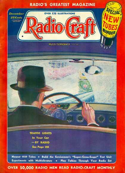 Radio Craft - 12/1938