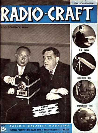 Radio Craft - 10/1941