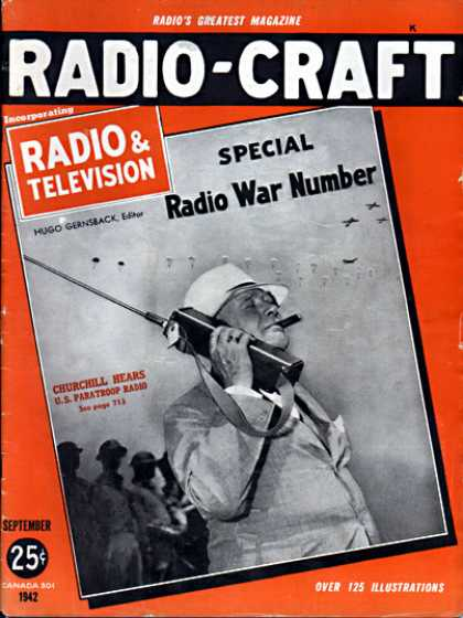 Radio Craft - 9/1942