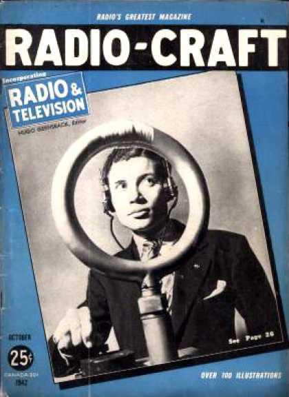 Radio Craft - 10/1942