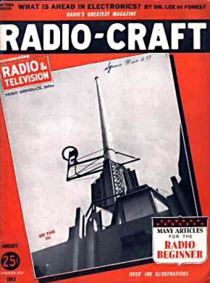 Radio Craft - 1/1943