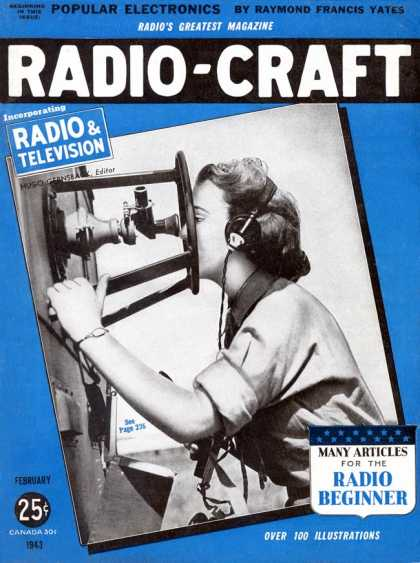 Radio Craft - 2/1943