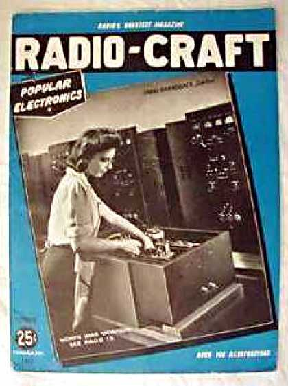 Radio Craft - 10/1943