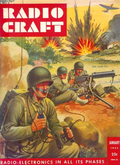 Radio Craft - 1/1944