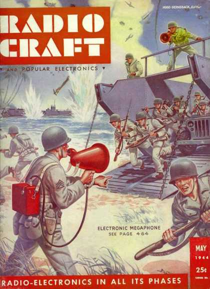 Radio Craft - 5/1944