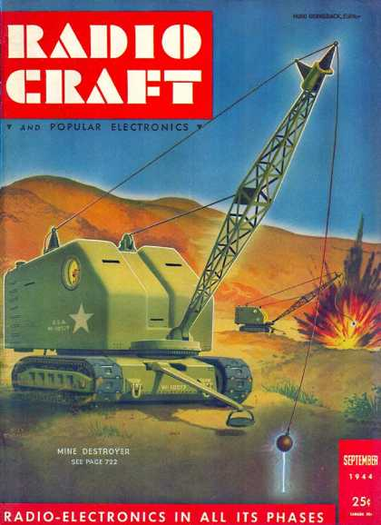 Radio Craft - 9/1944